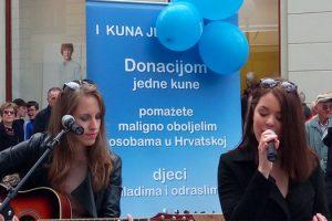 Ana i Maja - izvedba 2